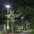Composite lighting poles with a pattern and internal lighting DESIGNPOLE