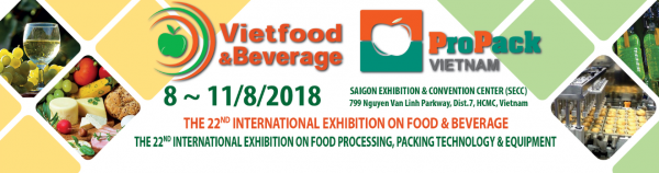VIETFOOD & BEVERAGE 2018